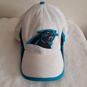 New Era Carolina Panthers hats.